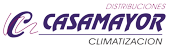 Distribuciones Casamayor Mobile Logo